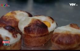 Cách làm bánh trứng Hàn Quốc siêu ngon