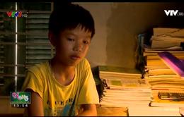 Hoàn cảnh đáng thương của cậu học sinh nghèo có bố mẹ khuyết tật