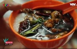 Khám phá món cháo ếch Singapore ngon khó cưỡng