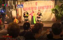 Café Sáng với VTV3: Thưởng thức các tiết mục tuồng đặc sắc tại phố cổ Hà Nội