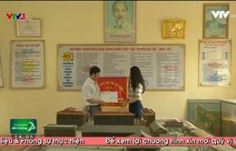Quỹ Tấm lòng Việt trao quà hỗ trợ trường THCS Thái Thịnh, Hải Dương