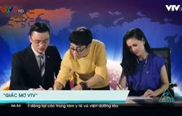 """Nghệ sỹ Thành Lộc gây sốt với MV """"Giấc mơ VTV"""""""