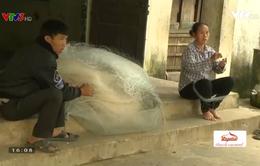 Hoàn cảnh đáng thương của cặp vợ chồng nghèo bãi ngang ven biển