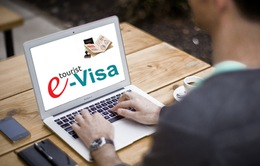 Du khách được cấp Visa điện tử vào Việt Nam từ 1/2/2017