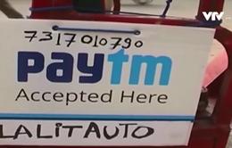 Ấn Độ: Tài xế xe lam dùng ví điện tử sau quyết định thu hồi tiền