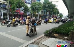 2 ngày, gần 3.000 trường hợp vi phạm giao thông bị xử lý
