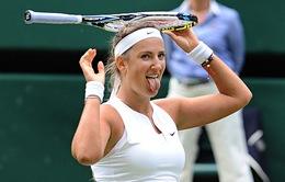 Miami mở rộng: Vượt qua Johana Konta, Azarenka giành vé vào bán kết đơn nữ