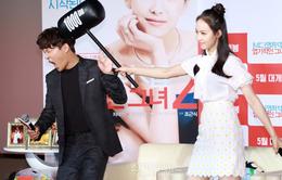 Cha Tae Hyun hết lời khen ngợi bạn diễn kém 12 tuổi