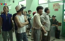 Vụ lật tàu trên sông Hàn: 17 nạn nhân được cấp cứu tại bệnh viện Đà Nẵng
