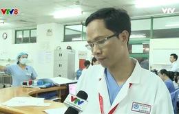 Tích cực điều trị nạn nhân vụ lật tàu trên sông Hàn