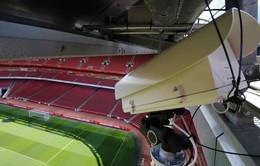 Công nghệ video quay chậm sắp được áp dụng vào bóng đá