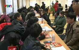 Lao động Trung Quốc vật lộn tìm việc làm do kinh tế suy giảm