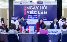 Ngày hội việc làm Pháp - Việt tại Hà Nội