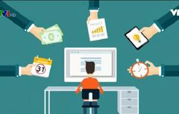 Xu hướng làm việc freelance trong giới trẻ