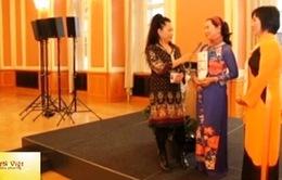 Vinh danh hai người Việt tại Đức làm từ thiện