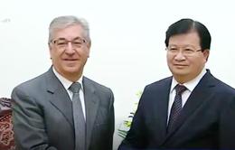 EU cam kết hỗ trợ Việt Nam ứng phó với biến đổi khí hậu