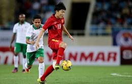VIDEO: ĐT Việt Nam áp đảo trong top những chân chuyền AFF Suzuki Cup 2016