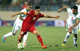 Giá vé thấp nhất trận ĐT Việt Nam gặp ĐT Indonesia là 80.000 đồng