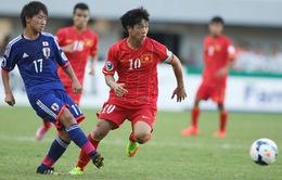 20h30 hôm nay, U23 Việt Nam đá trận giao hữu cuối cùng với U23 Nhật Bản