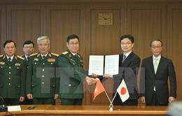 Đối thoại chính sách quốc phòng Việt Nam - Nhật Bản