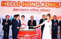 Vietjet Air mở đường bay thẳng TP.HCM - Hong Kong (Trung Quốc)