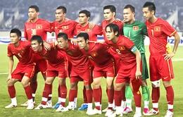 ĐT Việt Nam giữ vững vị trí trên bảng xếp hạng FIFA