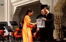 Việt Nam đoạt giải Ba cuộc thi Piano quốc tế