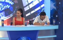 Vietnam Idol: Thu Minh rơi nước mắt vì nhớ đến Trần Lập