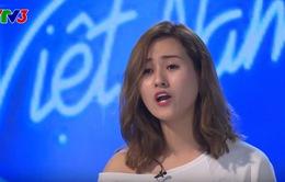 Vietnam Idol: Hotgirl 22 tuổi khiến giám khảo tranh cãi căng thẳng