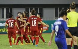 HLV Mai Đức Chung vui vì ĐT nữ Việt Nam thắng Thái Lan dù vắng nhiều trụ cột
