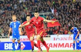 ĐT Việt Nam rộng cửa vào chung kết giải Tứ hùng tại Myanmar