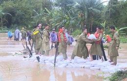 Mưa lũ ở Bình Định, 3 người thiệt mạng, hàng ngàn nhà ngập