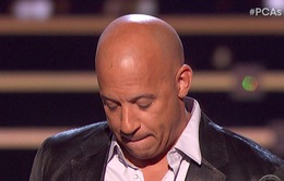 People's Choice Awards: Vin Diesel bất ngờ hát See you again