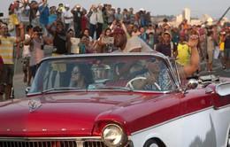 Đường phố Cuba náo loạn vì Fast & Furious 8