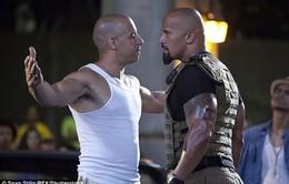 """Hai siêu sao phim """"Fast and Furious"""" tranh cãi nảy lửa vì mâu thuẫn"""