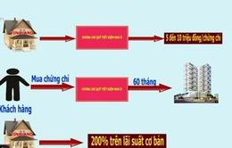 Mô hình chứng chỉ quỹ tiết kiệm nhà ở là gì?