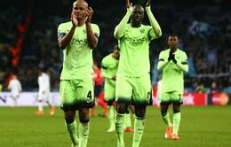 """Man City thắng đậm tại Kiev, HLV Pellegrini đã được """"minh oan"""""""