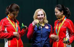 Olympic Rio 2016: Xạ thủ 19 tuổi là chủ nhân của tấm HCV đầu tiên tại Thế vận hội mùa hè 2016