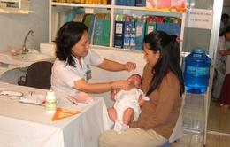Hà Nội triển khai chiến dịch cho trẻ uống vitamin A