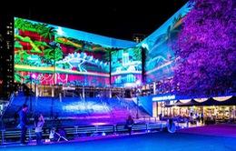 Mãn nhãn đại tiệc ánh sáng Vivid Sydney 2016
