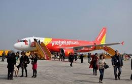 Vietjet Air mở hai đường bay mới
