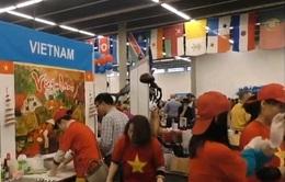 Việt Nam tham gia Hội chợ từ thiện quốc tế Bazaar tại Áo