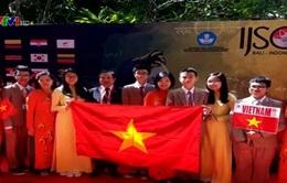 Việt Nam đạt thành tích cao tại cuộc thi khoa học trẻ quốc tế