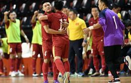 ĐT Futsal Việt Nam thua ngược trước ĐT Argentina trong những phút cuối