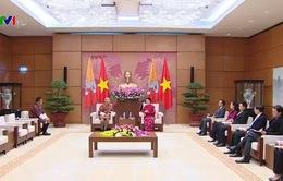 Chủ tịch Quốc hội tiếp Chủ tịch Quốc hội Bhutan