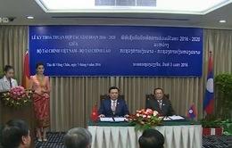 Bộ Tài chính Việt Nam và Bộ Tài chính Lào ký thỏa thuận hợp tác