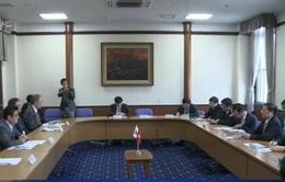 Đồng chí Phạm Minh Chính gặp lãnh đạo tỉnh Osaka (Nhật Bản)