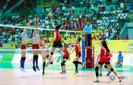 VTV Cup 2016 – Tôn Hoa Sen ngày 14/10: Tranh bán kết 2: ĐT Việt Nam giành chiến thắng dễ dàng trước Tuyển trẻ Trung Quốc