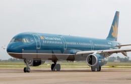 Vietnam Airlines điều chỉnh lịch bay tới Trung Quốc do bão