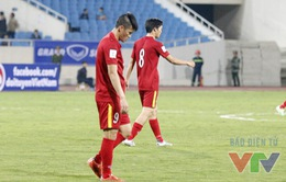 [VIDEO] ĐT Iraq 1-0 ĐT Việt Nam: Tiếc cho tinh thần quả cảm